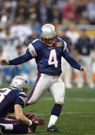41 is the distance of Adam Vinatieri's game-winning field goal ...