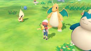 New Pokémon Let's GO, Pikachu! And Eevee! Trailer Shows GO Parks ...