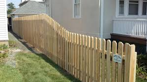 White Red Cedar Fence Installation Wood Fence Design New Jersey