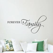 Winston Porter Du Bois Forever A Family Wall Decal Wayfair