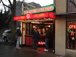 Espresso Vivace Sidewalk Bar - Intentionalist