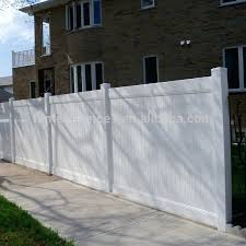 Cheap Pvc Vinyl Plastic Used Vinyl Privacy Fence For Sale Buy Used Privacy Fence Cheap Decorative Fence Panels Out Door Plastic Fence Product On Alibaba Com