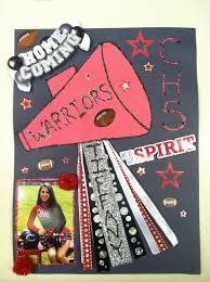 cheer poster ideas milbe