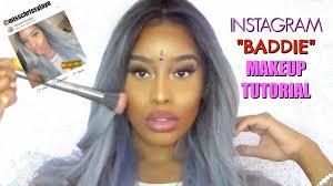 easy insram bad makeup tutorial