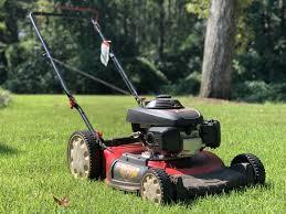 winterize a lawn mower lawn mower