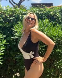 Stefania Orlando in Swimsuit - Instagram Posts