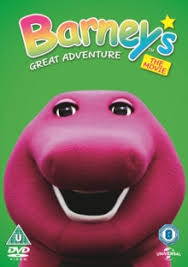 Barney's Great Adventure Starring George Hearn Directed By Steve Gomer  (5053083027520) | BrownsBfS