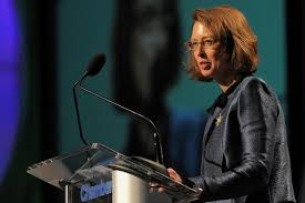 Abigail Johnson Named CEO of Fidelity Investments - WSJ