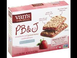 peanut er sandwich bars nutrition