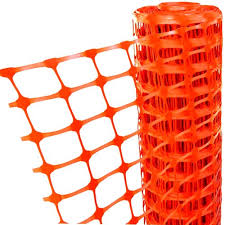 Orange Plastic Site Safety Barricading Fence Rs 1200 Roll Globe Traders Id 22644969297
