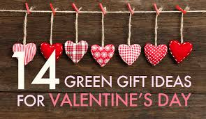14 green gift ideas for valentine s day