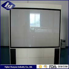 huayao smart glass projection screen