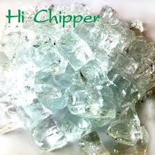 tempered glass chips for fire pit