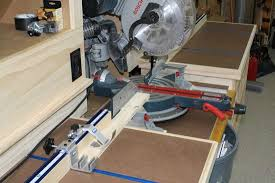 Kreg Precision Trak Stop System Review Woodworking Shop Plans Miter Saw Bench Cool Woodworking Projects
