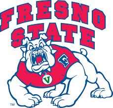 Fresno State Bulldogs Ncaa Division I Mountain West Conference Fresno California Bulldoglogo Fresno State Fresno Fresno Bulldogs