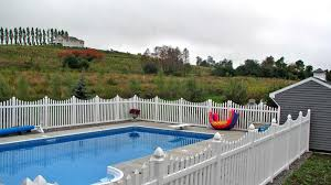 Pool Fences For Inground Pools Fence Choices