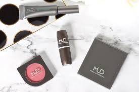 mud cosmetics make up designory