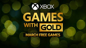 free games with gold for march 2020