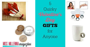 5 quirky valentine s day gifts for anyone