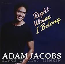 Jacobs, Adam - Right Where I Belong - Amazon.com Music