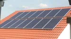 Dùng điện thoải mái vẫn tiết kiệm nhờ lắp điện mặt trời