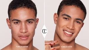natural makeup for men how to apply