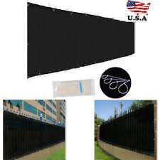 Garden Fencing Supplies Ifenceview 7 X3 7 X100 Ft Green Fence Privacy Screen Mesh Net Garden Outdoor Proflow Cl