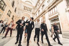 19 maggio 2018, Achille Lauro, Boss Doms, Clementino e Rocco Hunt ...