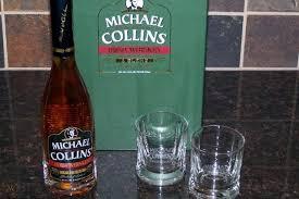 michael collins irish whiskey gift set