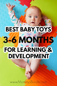 baby toys for learning and development