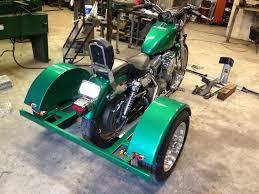 trike conversion kit outrigger