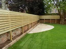 Garden Fence Designs Photos Gazebodesign