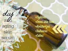 firming and anti aging skin serum