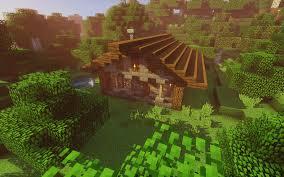 minecraft structure minecraft maison