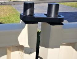 Concrete Fence Post Holder Stlfinder