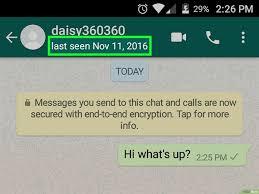 Come Vedere l'Ultimo Accesso di un Utente su WhatsApp