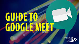 Guide to Google Meet - YouTube