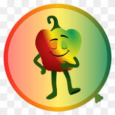 Cartoon Fruit And Vegetable Wall Decals Wall Decal Clipart 934767 Pinclipart