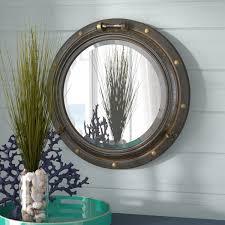 nailhead mirror wayfair