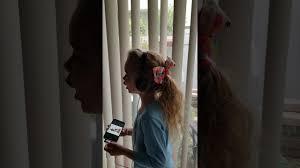 20200318 Aurora Lewis Sings Tomorrow - YouTube