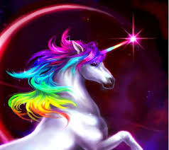 cute rainbow unicorn desktop wallpapers