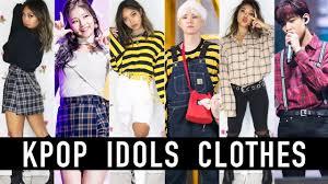 kpop idols bts exo got7