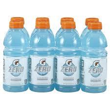 gatorade g zero sugar glacier freeze 8