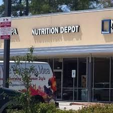 nutrition depot health markets 8008