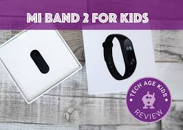 The Mi Band 2 Fitness Tracker - Can Kids Use It?