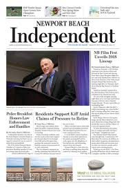Newport Beach Independent March 30, 2018 Page 15