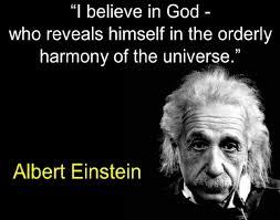 einstein believed in god albert einstein quotes god
