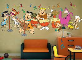 Flintstones Band Wall Decals