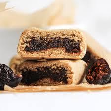 healthy homemade fig bar recipe no