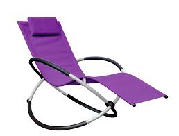 orbital relaxer rocking garden chair
